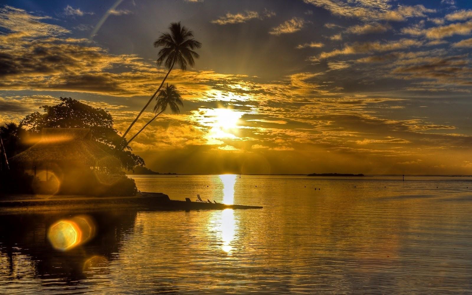 Se va escondiendo el sol Atardecer-en-la-playa_03