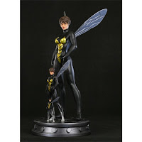 Wasp (Marvel Comics) Character Review - Statue Product