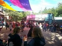 King Richard's Faire Parade