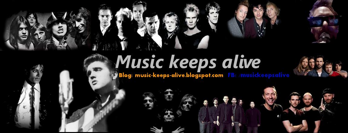 Music Keeps Alive