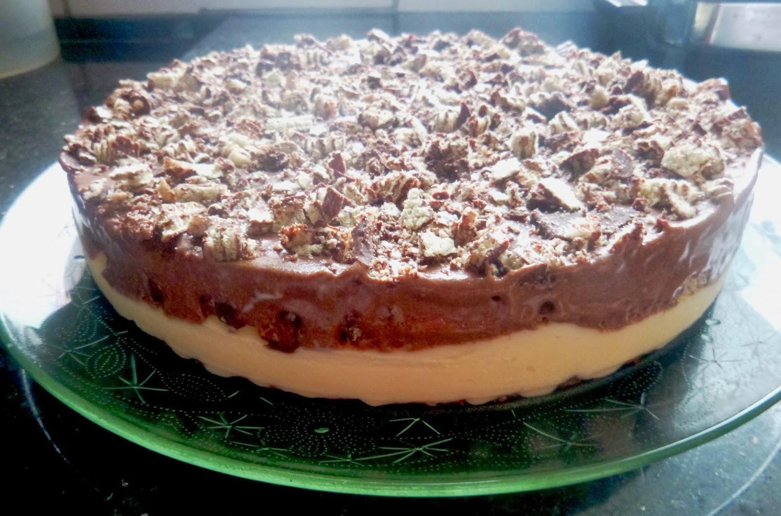 BIS; torta gelada; SOBREMESA COM BIS;