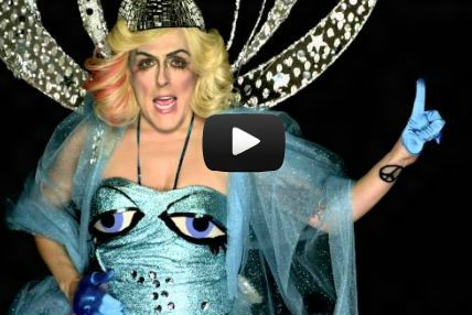 video lucu lady gaga