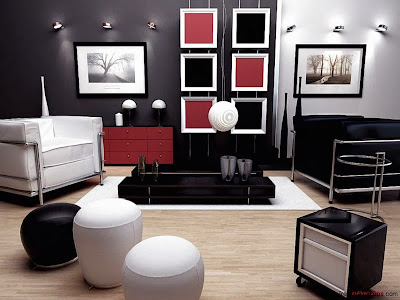 Modern Interior Decoration
