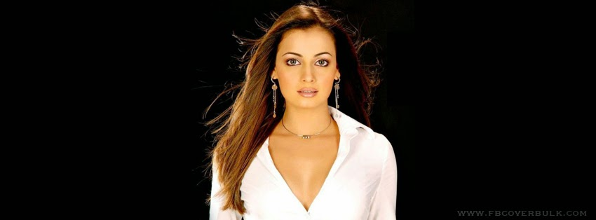 Diya Mirza Hot Hq Normal Facebook Timeline Cover