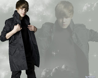 Sexy wallpapers of Justin Bieber