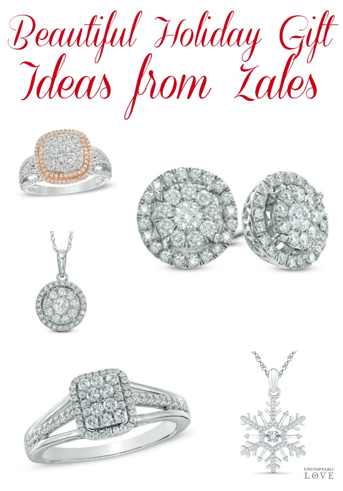 Beautiful Holiday Gift Ideas From Zales The Chirping Moms