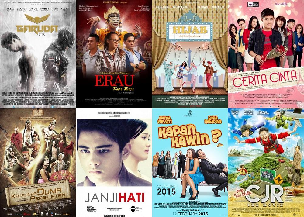Film Indonesia Rilis Bioskop 2015