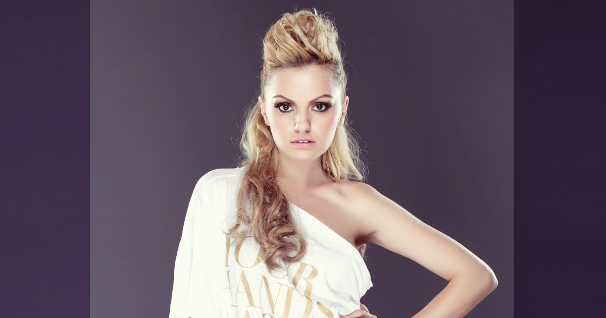 Alexandra Stan Hot Photo Shoot 2012
