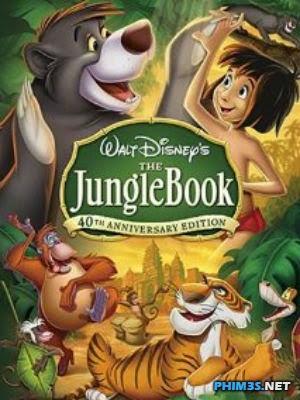Cậu Bé Rừng Xanh Bữa Tiệc Rừng-The Jungle Book: Jungle Party
