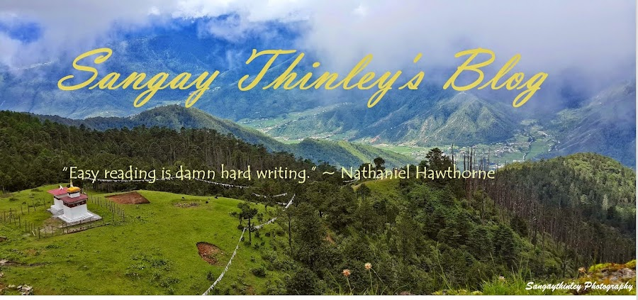 Sangay Thinley's Blog
