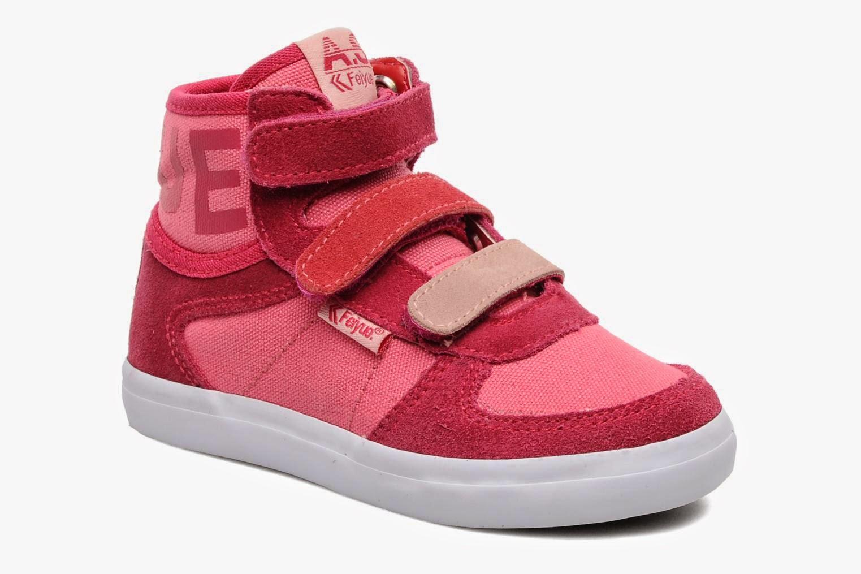 Zapatillas Modernas; Niños