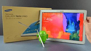 04. Samsung Galaxy Note Pro 12.2