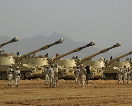 Arab Saudi Hancurkan Kendaraan Iran Pembawa Rudal Scud