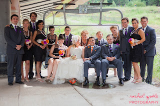 ski resort wedding