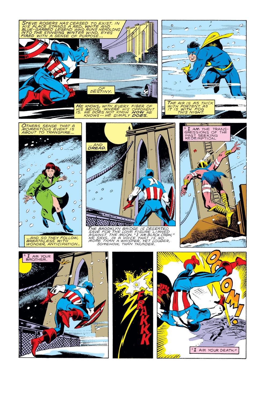 Captain America (1968) Issue #292 #208 - English 17
