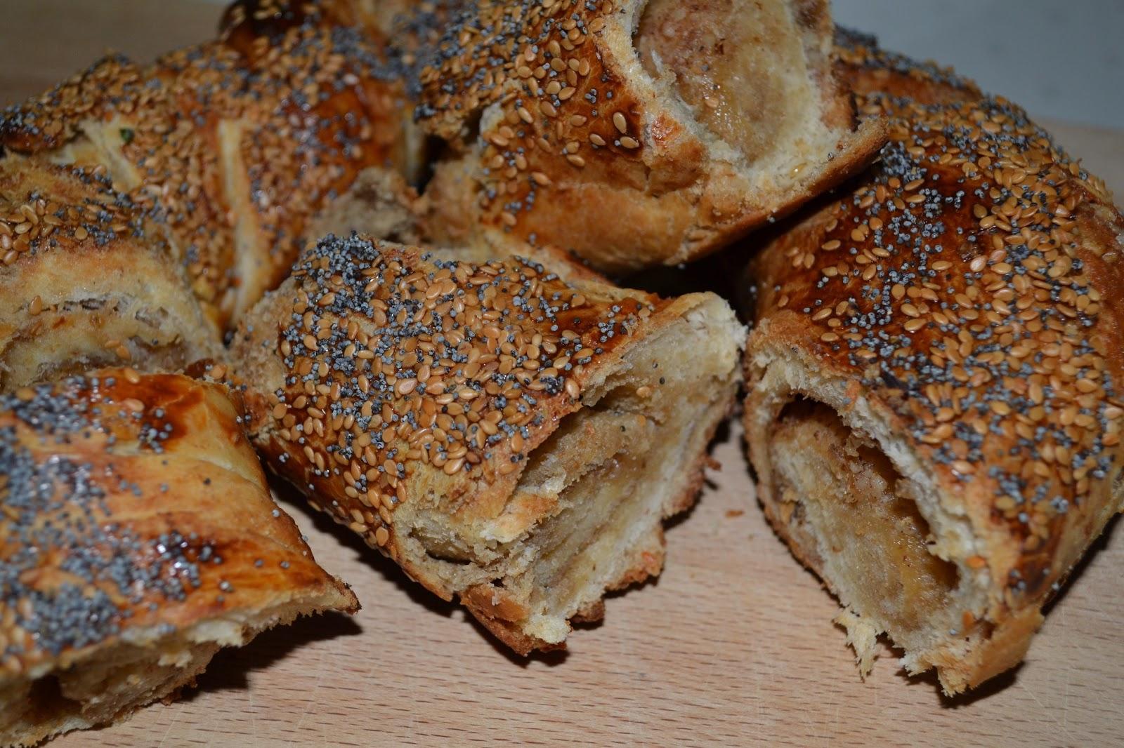 Scone – Kuru Meyveli Dilim Çörek