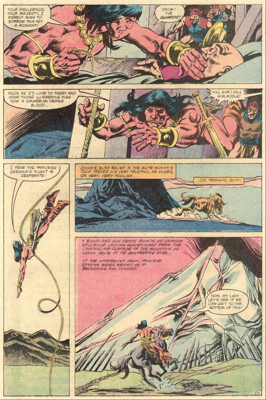 Conan the Barbarian (1970) Issue #133 #145 - English 16