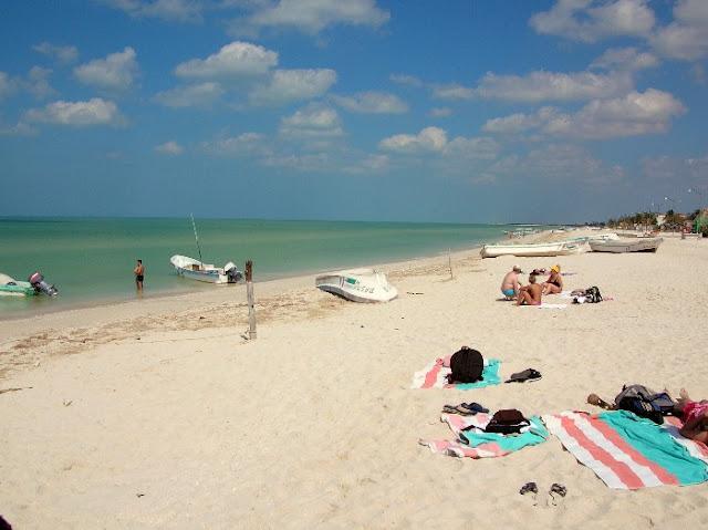 spiaggia di progreso
