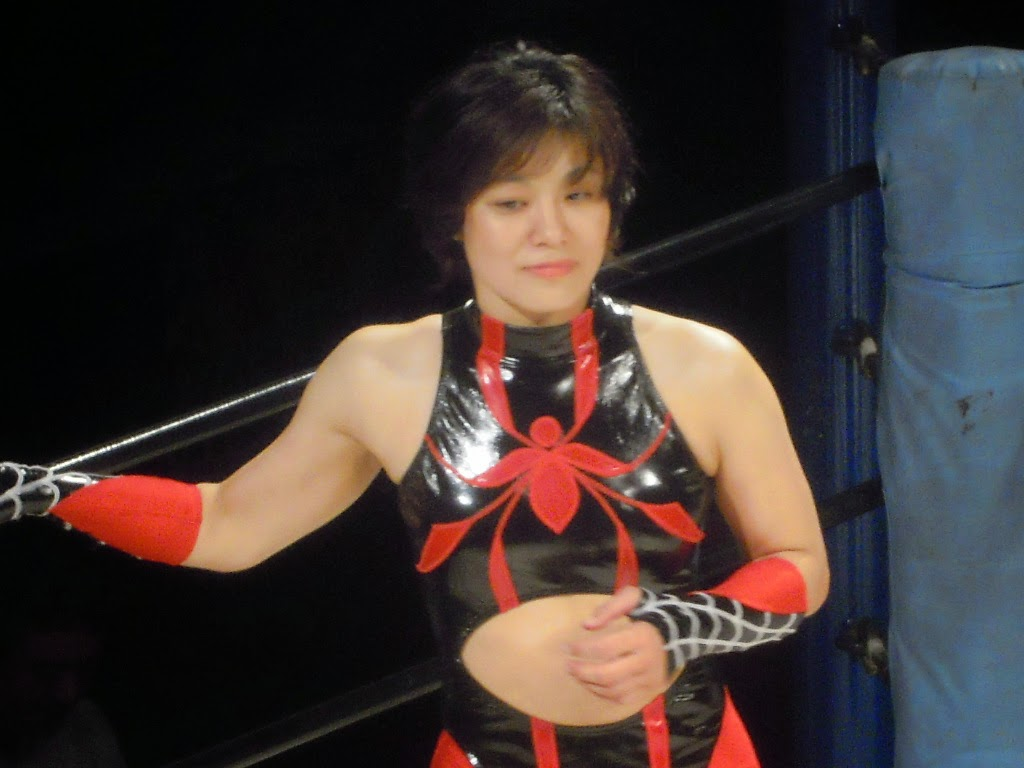 Mariko Yoshida net worth salary