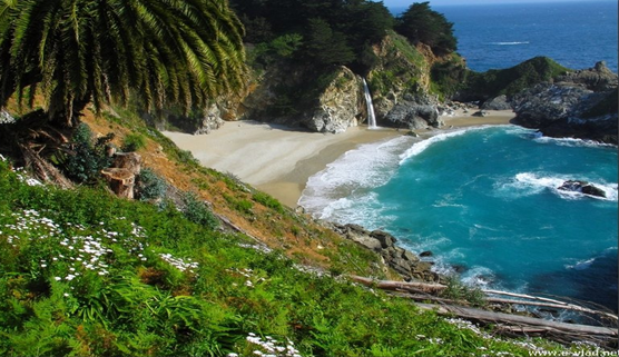 california, un paraiso