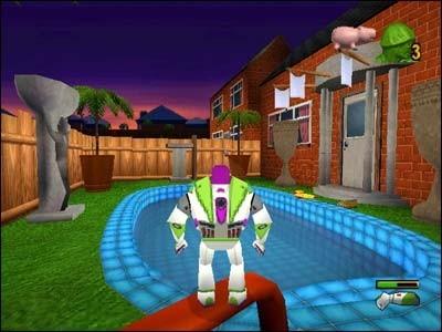 Game Toy Story 2 скачать торрент