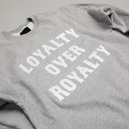 http://www.rawnewengland.com/shop/product/the-raw-loyalty-over-royalty-crew-heather/
