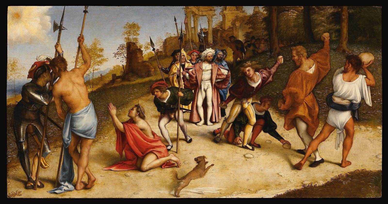 WTF Art History: Tights Are NOT Pants: Lorenzo Lotto