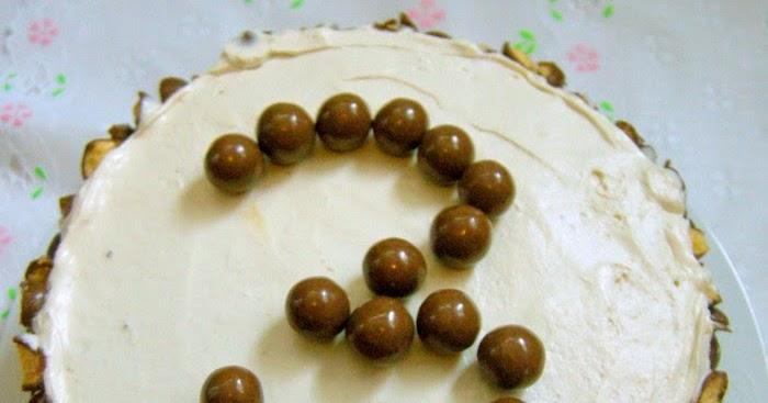 Triple Malt Chocolate Cake Recipe — Dishmaps