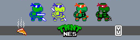 Destructoidu0027s Jonathan Holmes Spotted Some Interesting Teenage Mutant Ninja  Turtles Pixel Art On Twitter By Spelunky Creator Derek Yu And Decided To  Inquire ...