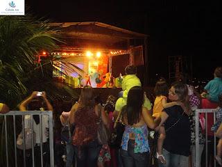Show da Galinha Pintadinha turnê oficial no Verdes Vales Praia Park.