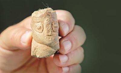 8,000-year-old figurine found in Turkey