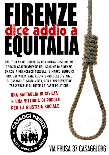 ADDIO EQUITALIA, GRAZIE A NOI!