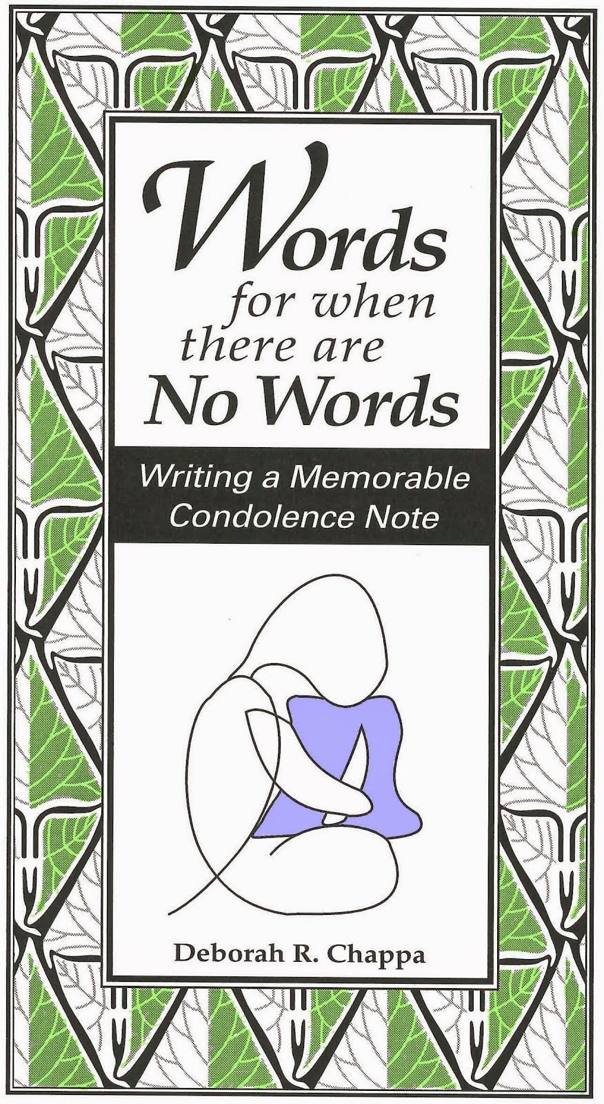 The Definitive Book Loaded With Sample Letters!  Condolence Sample Note