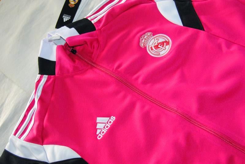 Jacket Real Madrid Away 2014 2015