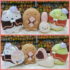 (INSTOCK) Click To See San-x Fansclub Sumikko Gurashi Chocolate Cookies Collection