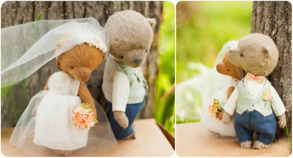 мишки тедди, свадебные мишки тедди, свадебные аксессуары, мишка, тедди, подарок