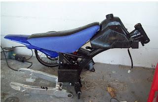 Pit bike to RC116 replica. 72e84eb00d