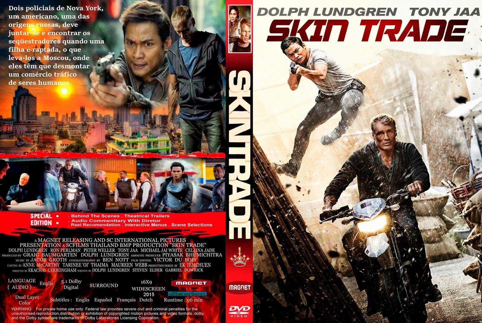 Download Skin Trade Em Busca de Vingança BDRip XviD Dual Áudio SKIN 2BTRADE