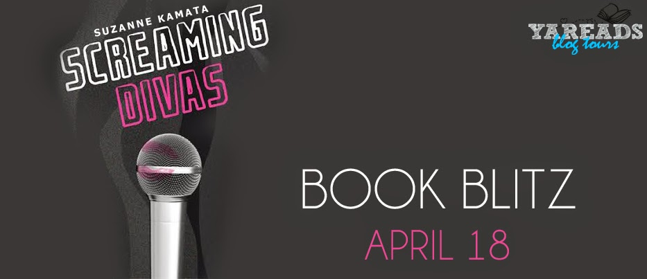 Screaming Divas Giveaway Ends 4/28