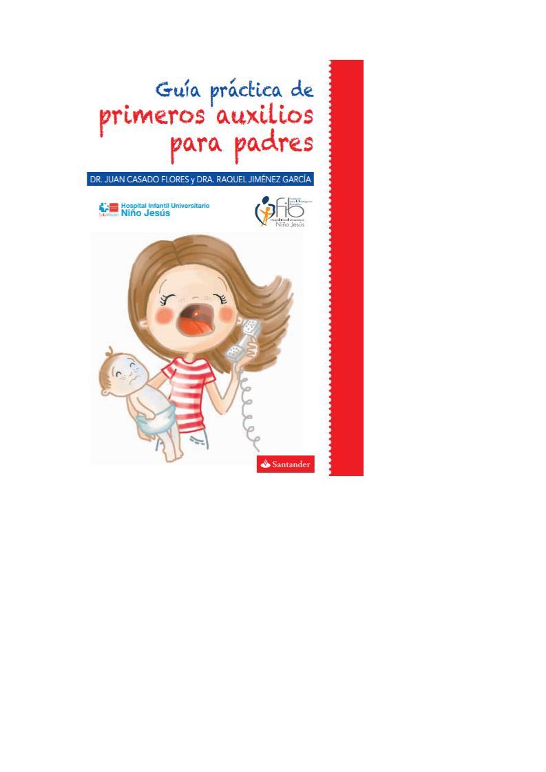 Guía práctica de primeros auxilios para las familias