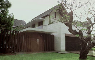 rumah contoh perumahan jakarta selatan Bintaro Jaya The Professional's City