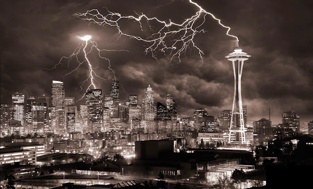 seattle lightning