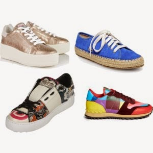 sneakers primavera estate 2015 tendenza scarpe primavera estate 2015 mariafelicia magno fashion blogger colorblock by felym moda fashion trendy spring summer trend shoes fashion blog italiani fashion blogger italiane blog di moda blogger italiane di moda fashion bloggers italy