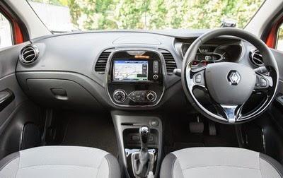 Pengalaman Renault Captur