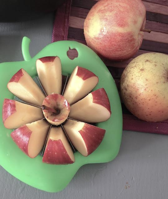 dolci con mele - ricette macrobiotiche