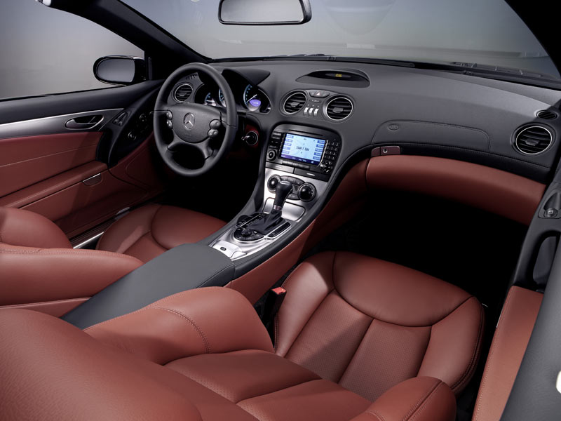 Sports Cars Mercedes Benz Interior