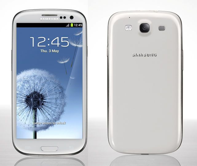 Reset Button for Samsung Galaxy S III