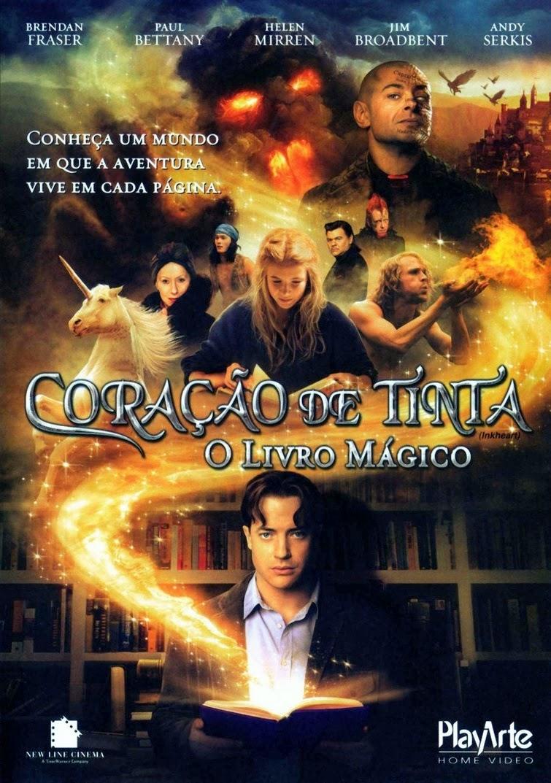 Coração de Tinta: O Livro Mágico – Dublado (2008)