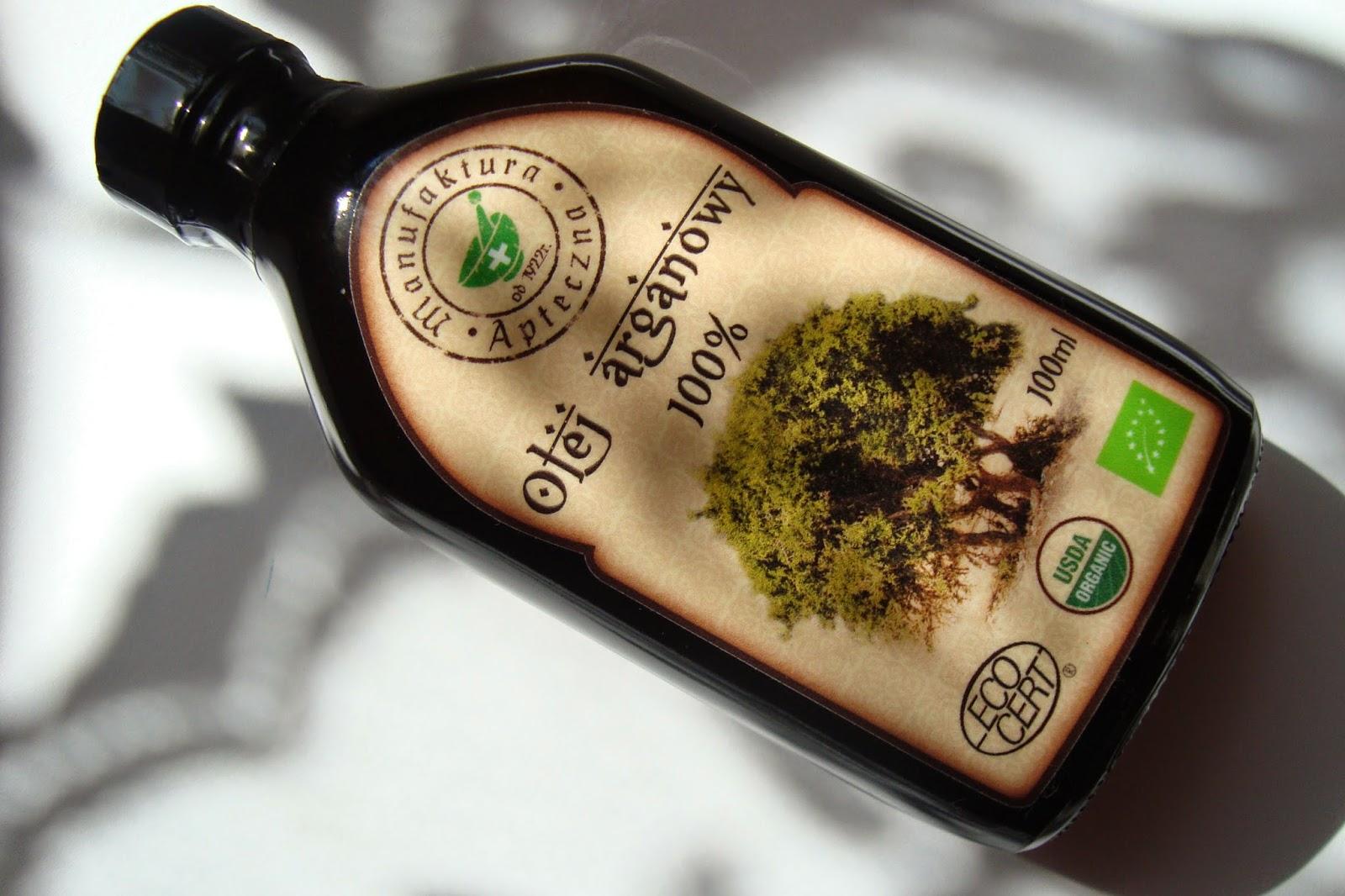 Manufaktura Apteczna - 100% Olej arganowy