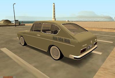 Volkswagen TL 1971 Para GTA San Andreas